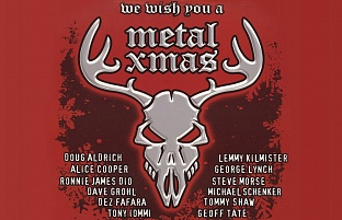 We Wish You A Merry Xmas  - Metal version :-)