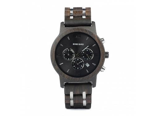Luxusní dřevěné hodinky  7ad6bf9612