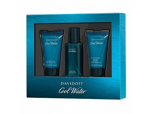Davidoff dárkový set Cool Water Man Set