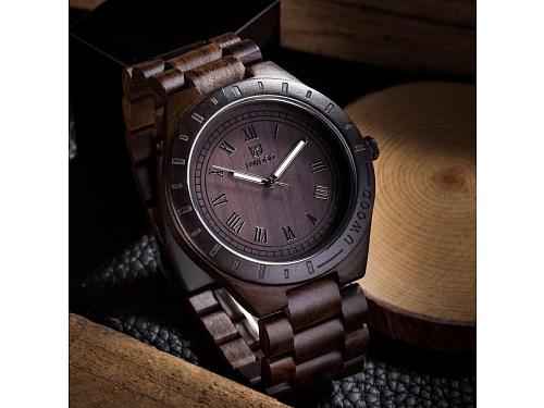 Dřevěné hodinky Jacques Dřevěné hodinky Jacques 56dc3ee651