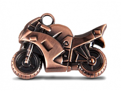 USB flash disk Motorka bronz