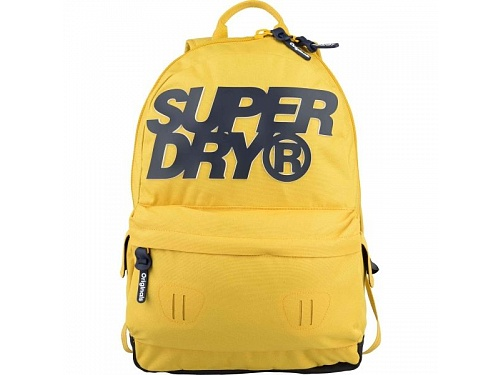 Superdry HIGH BUILD LINEMAN MONTANA  žlutá