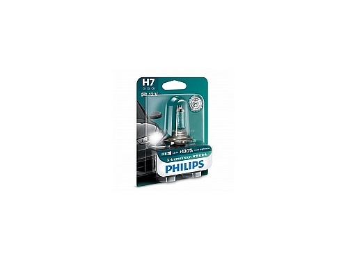 Philips XtremeVision 12972XV+B1 H7 PX26d 12V 55W
