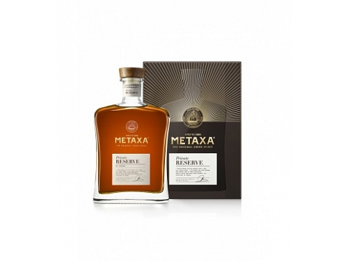Metaxa Private Reserve 25th Anniversary 0,7 l 40%