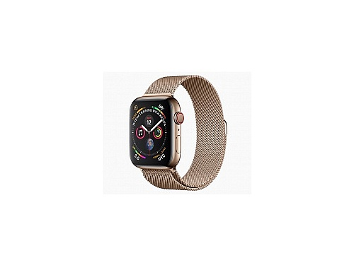 Apple Watch Series 4 - řemínek si vybeš Ty